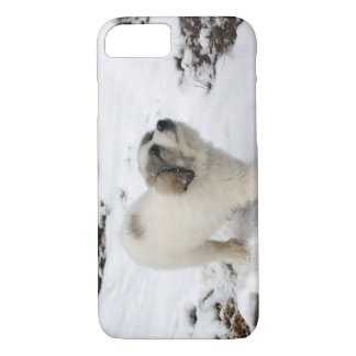 Great Pyrenees Puppy iPhone 7 Case