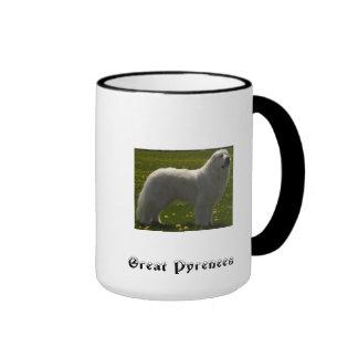 Great Pyrenees Right-handed Mug XL