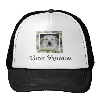 Great Pyrenees - Spring Trucker Hat