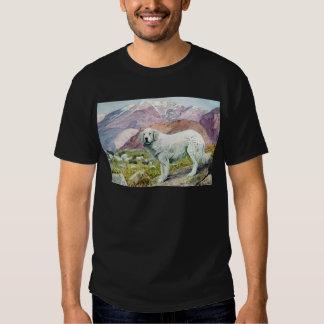 Great Pyrenees Tee Shirts