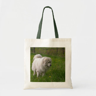 Great Pyrenees Tote Tote Bags