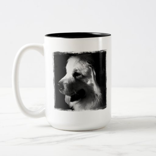 Great Pyrenees XL Left-Handed Mug