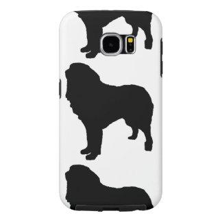 great pyreneese silo.png samsung galaxy s6 case