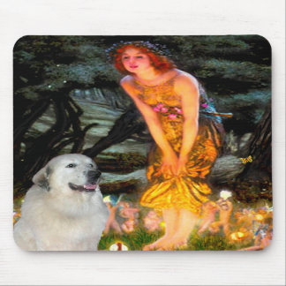 Great Pyrnees 9 - MidEve Mouse Mat