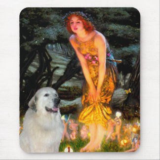 Great Pyrnees 9 - MidEve Mouse Pad