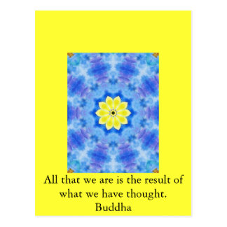 GREAT QUOTE from the  Buddha Postcard