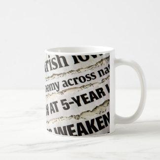 Great Recession mug