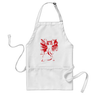 Great Red Dragon Adult Apron