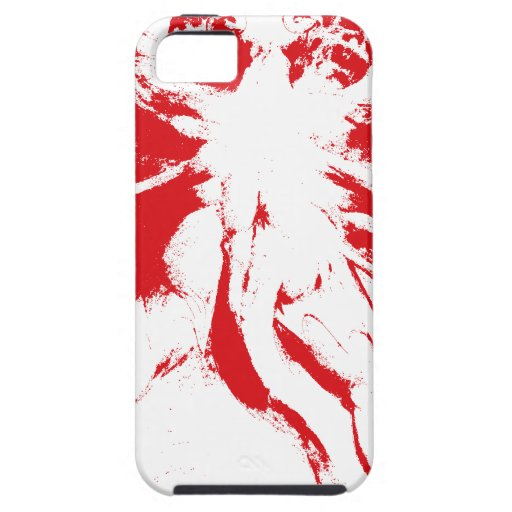 Great Red Dragon iPhone 5 Cover
