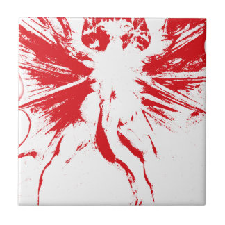 Great Red Dragon Tile