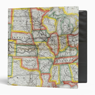 Great Rock Island Route 3 Ring Binder
