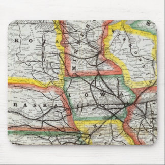 Great Rock Island Route Mouse Pad