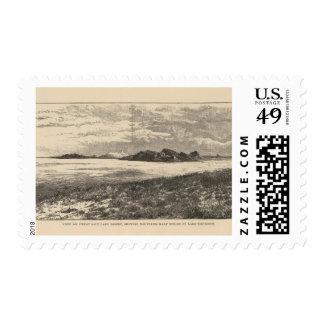 Great Salt Lake Desert Stamp