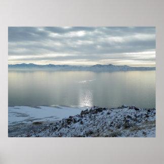Great Salt Lake Poster