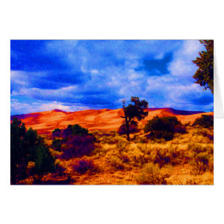 Great Sand Dunes Card