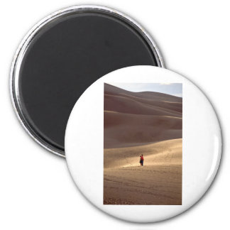 Great Sand Dunes CO Refrigerator Magnets