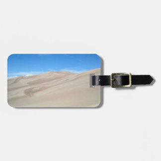 Great Sand Dunes National Park and Preserve Travel Bag Tag