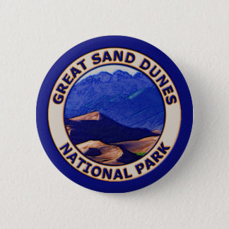 Great Sand Dunes National Park Button