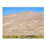 Great Sand Dunes National Park, Colorado. A flat Postcard
