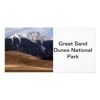 Great Sand Dunes National Park Colorado Card