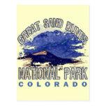 Great Sand Dunes National Park, Colorado Postcards