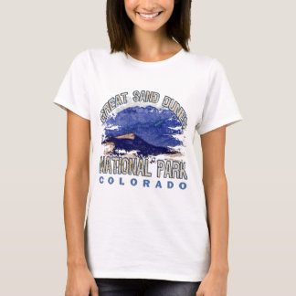 Great Sand Dunes National Park, Colorado T-Shirt