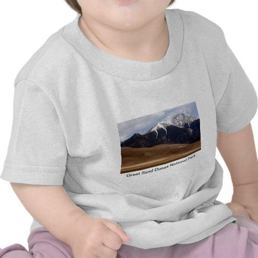 Great Sand Dunes National Park Colorado Shirt