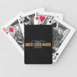 Great Sand Dunes National Park Deck Of Cards