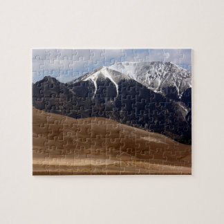 Great Sand Dunes National Park Jigsaw Puzzles