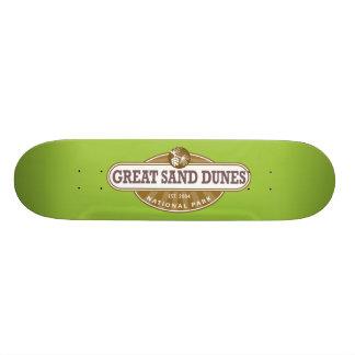 Great Sand Dunes National Park Skateboard
