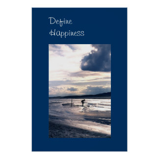 Great Sand Dunes Photo Happiness Poster
