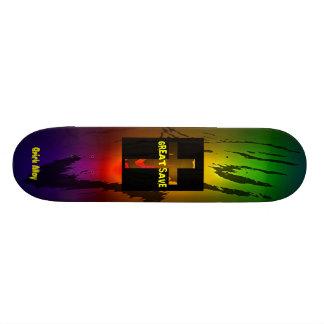 Great Save Skateboard Deck