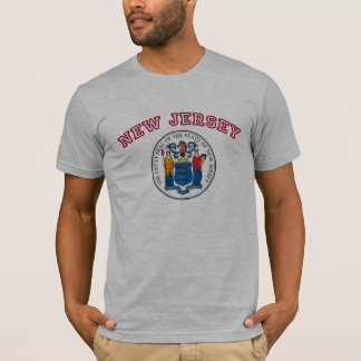 Great Seal of New Jersey T-Shirt