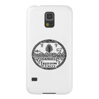 Great Seal Of  State Vermont Galaxy S5 Case