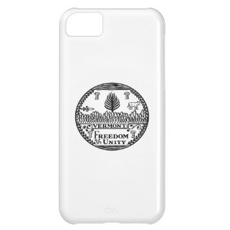Great Seal Of  State Vermont iPhone 5C Covers