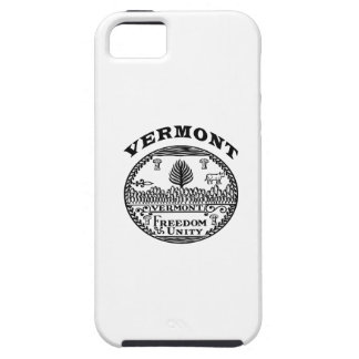 Great Seal Of  State Vermont iPhone 5 Cases