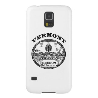 Great Seal Of  State Vermont Galaxy S5 Cover