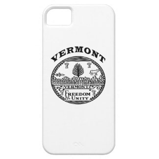 Great Seal Of  State Vermont iPhone 5 Case