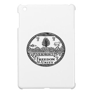 Great Seal Of  State Vermont iPad Mini Case
