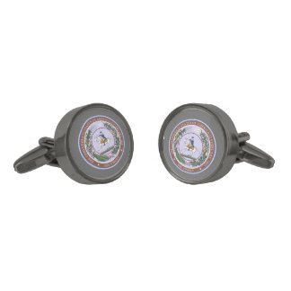 GREAT SEAL of the CONFEDERACY Cufflinks