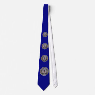 GREAT SEAL OF THE CONFEDERACY TIE