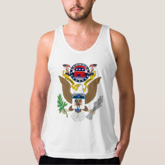 Great Seal of the G.O.P. Tank Top