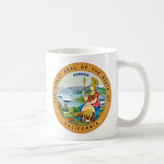 Great seal of the state of California Coffee Mug