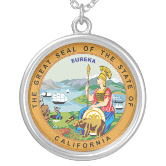 Great seal of the state of California Custom Jewelry