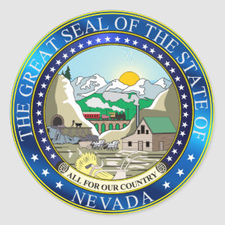 Great seal of the state of Nevada