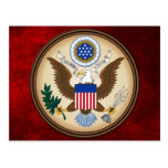 GREAT SEAL OF THE UNITED STATES POST CARDS