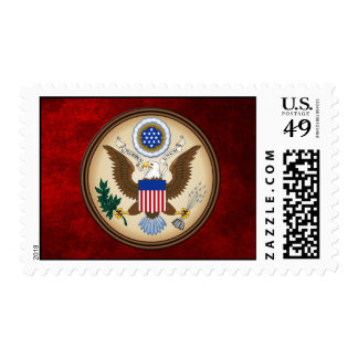 GREAT SEAL OF THE UNITED STATES POSTAGE STAMPS