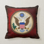 GREAT SEAL OF THE UNITED STATES THROW PILLOWS