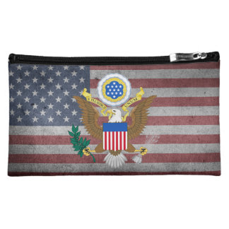 Great seal of United States Makeup Bag