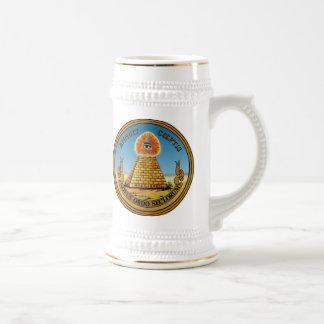 Great Seal (Reverse) Beer Stein